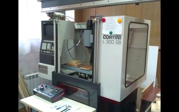 Фрезерный станок с ЧПУ CORTINI L300SB с системой управления «Sinumerik 805»