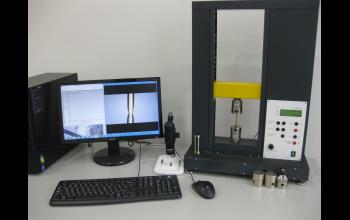 Учебная испытательная машина МИ-20УМТ для исследования материалов на растяжение, сжатие и проведения замеров твёрдости по методу Бринелля