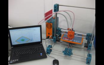 3D- принтер «Fabbster Kit» для изготовления  литейных форм из пластика